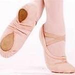 Capezio ballet shoes