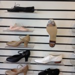 We stock all kinds of dance shoes