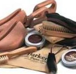 Wide range of shoe care products